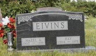 EIVINS, RAY GEORGE - Madison County, Iowa | RAY GEORGE EIVINS