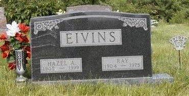 THOMAS EIVINS, HAZEL ANITA - Madison County, Iowa   HAZEL ANITA THOMAS EIVINS