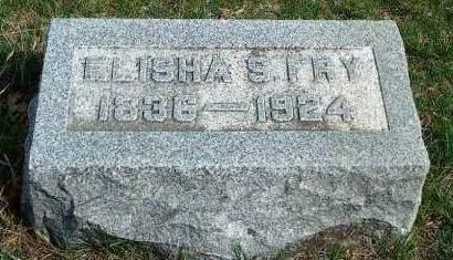 FRY, ELISHA SNAPP - Madison County, Iowa | ELISHA SNAPP FRY