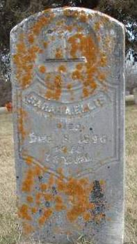 ELLIS, SARAH A. - Madison County, Iowa | SARAH A. ELLIS