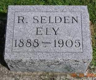 ELY, RAYMOND SELDON - Madison County, Iowa   RAYMOND SELDON ELY