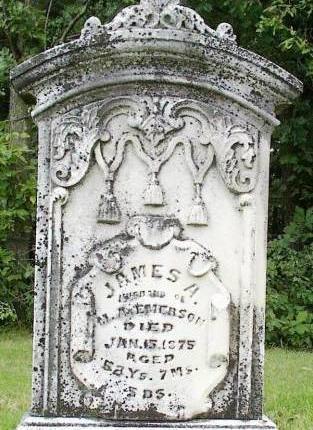 EMERSON, JAMES A. - Madison County, Iowa   JAMES A. EMERSON