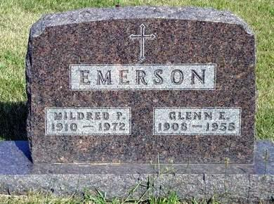 EMERSON, MILDRED PEARL - Madison County, Iowa | MILDRED PEARL EMERSON