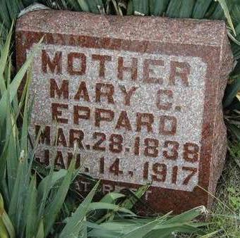 EPPARD, MARY C. - Madison County, Iowa | MARY C. EPPARD