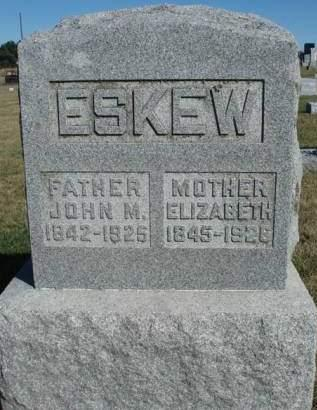 ESKEW, ELIZABETH - Madison County, Iowa | ELIZABETH ESKEW