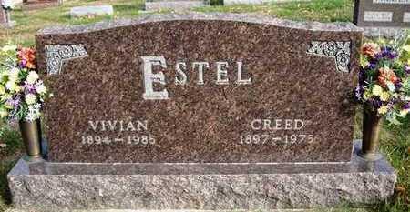 ESTEL, CREED - Madison County, Iowa | CREED ESTEL
