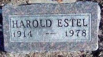 ESTEL, HAROLD - Madison County, Iowa | HAROLD ESTEL