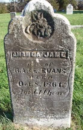 EVANS, AMANDA JANE - Madison County, Iowa | AMANDA JANE EVANS