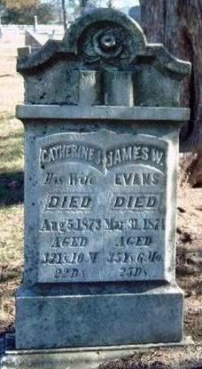 EVANS, CATHERINE JANE - Madison County, Iowa | CATHERINE JANE EVANS