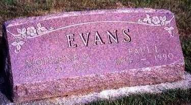 EVANS, NOREENE O. - Madison County, Iowa | NOREENE O. EVANS