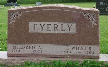 EYERLY, GEORGE WILBUR - Madison County, Iowa | GEORGE WILBUR EYERLY