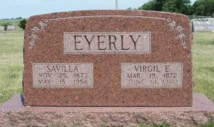 EYERLY, VIRGIL EMMETT - Madison County, Iowa   VIRGIL EMMETT EYERLY