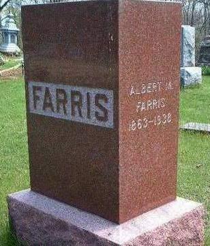 FARRIS, ALBERT M. - Madison County, Iowa | ALBERT M. FARRIS
