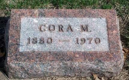 FASTLE, CORA MAY - Madison County, Iowa   CORA MAY FASTLE