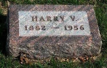 FASTLE, HARRY VALENTINE - Madison County, Iowa | HARRY VALENTINE FASTLE