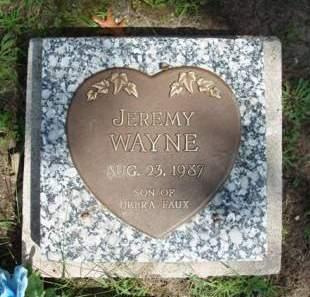 FAUX, JEREMY WAYNE - Madison County, Iowa | JEREMY WAYNE FAUX