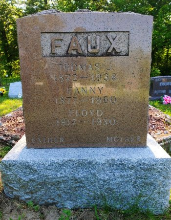 FAUX, LESTER FLOYD - Madison County, Iowa | LESTER FLOYD FAUX