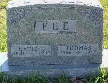FEE, THOMAS - Madison County, Iowa | THOMAS FEE