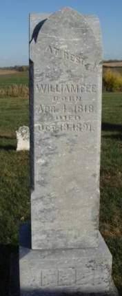 FEE, WILLIAM - Madison County, Iowa | WILLIAM FEE