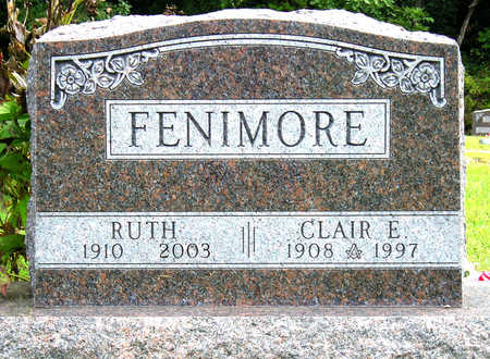 FENIMORE, RUTH MARIAM - Madison County, Iowa | RUTH MARIAM FENIMORE