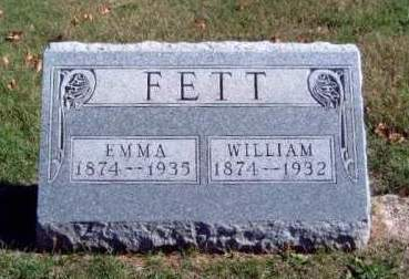 FETT, EMMA E. - Madison County, Iowa | EMMA E. FETT
