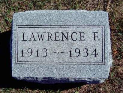 FETT, LAWRENCE FRED - Madison County, Iowa | LAWRENCE FRED FETT