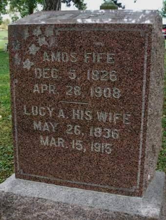 FIFE, LUCY ANN - Madison County, Iowa | LUCY ANN FIFE
