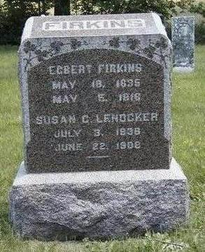 FIRKINS, SUSAN CATHERINE - Madison County, Iowa | SUSAN CATHERINE FIRKINS