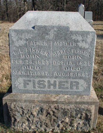 FISHER, LOUIS L. - Madison County, Iowa | LOUIS L. FISHER