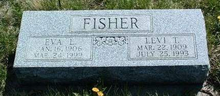 FISHER, EVA LUNETTA - Madison County, Iowa | EVA LUNETTA FISHER