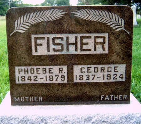 FISHER, GEORGE - Madison County, Iowa | GEORGE FISHER