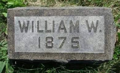 FISHER, WILLIAM W. - Madison County, Iowa | WILLIAM W. FISHER