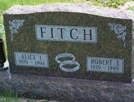 FITCH, ROBERT ELDON - Madison County, Iowa | ROBERT ELDON FITCH