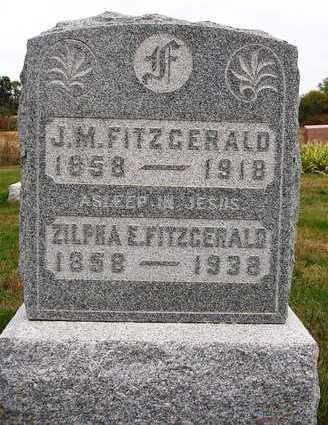 FITZGERALD, JAMES MARTIN - Madison County, Iowa | JAMES MARTIN FITZGERALD