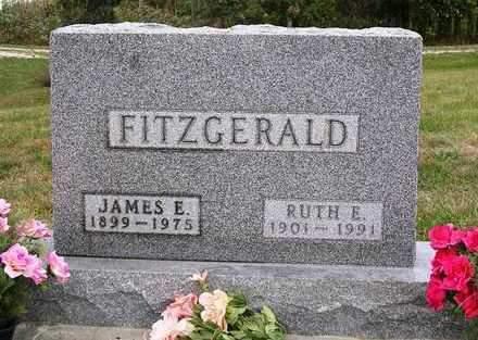 FITZGERALD, JAMES EDWARD - Madison County, Iowa | JAMES EDWARD FITZGERALD