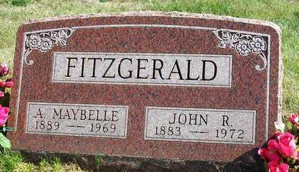 FITZGERALD, JOHN ROSCOE - Madison County, Iowa | JOHN ROSCOE FITZGERALD