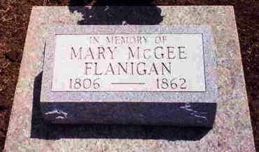 FLANIGAN, MARY - Madison County, Iowa | MARY FLANIGAN