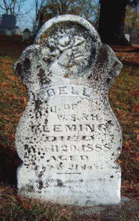 FLEMING, BELL - Madison County, Iowa | BELL FLEMING