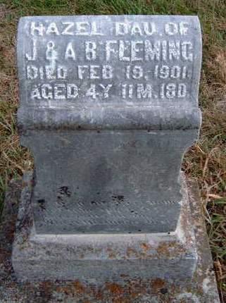 FLEMING, HAZEL - Madison County, Iowa | HAZEL FLEMING