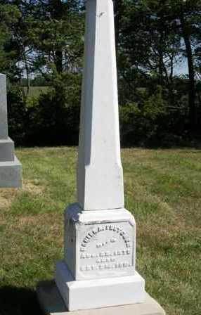 FLETCHER, DANIEL A. - Madison County, Iowa | DANIEL A. FLETCHER