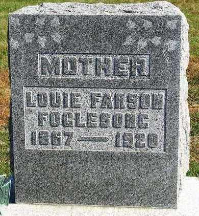 FARSON, LOUISE LOUELLA (LOUIE) - Madison County, Iowa   LOUISE LOUELLA (LOUIE) FARSON