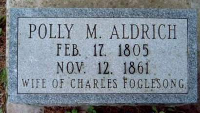 FOGLESONG, POLLY M. - Madison County, Iowa | POLLY M. FOGLESONG