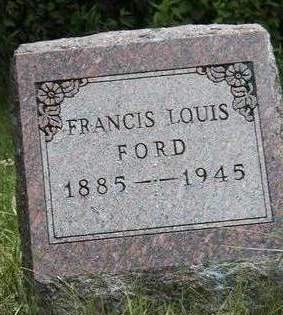 FORD, FRANCIS LOUIS
