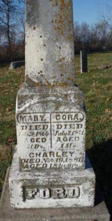 FORD, MARY - Madison County, Iowa | MARY FORD