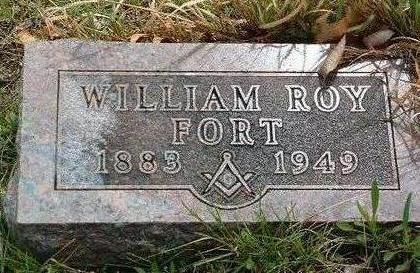 FORT, WILLIAM ROY - Madison County, Iowa | WILLIAM ROY FORT