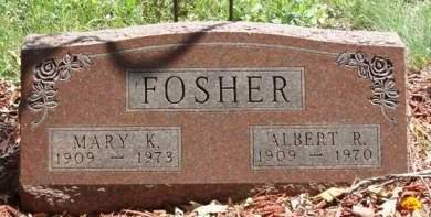 FOSHER, ALBERT RAYMOND - Madison County, Iowa | ALBERT RAYMOND FOSHER