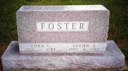FOSTER, GLENN ALEXANDER - Madison County, Iowa | GLENN ALEXANDER FOSTER