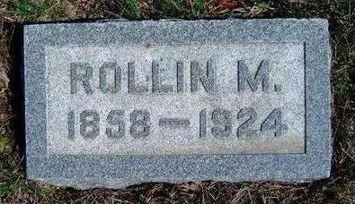 FOSTER, ROLLIN M. - Madison County, Iowa | ROLLIN M. FOSTER
