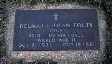 FOUTS, DELMAR LADEAN - Madison County, Iowa | DELMAR LADEAN FOUTS