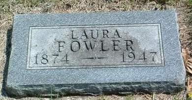 FOWLER, LAURA - Madison County, Iowa | LAURA FOWLER
